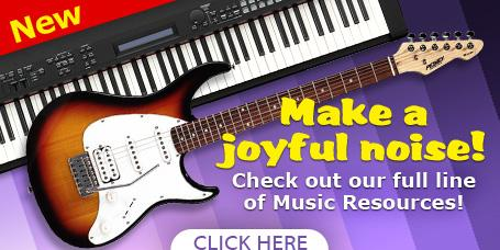 Shop for Musical Instruments and Accessories