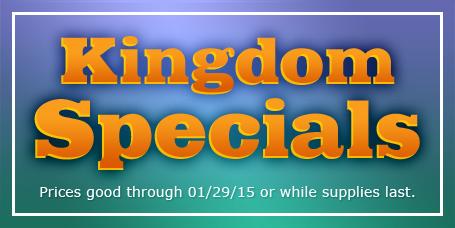Kingdom Specials