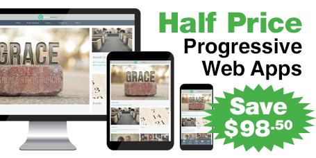 Half Price Progressive Web Apps