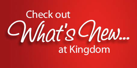 Discover What's New at Kingdom.com!
