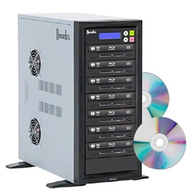 Blu-Ray Media - Blu-Ray Duplicators