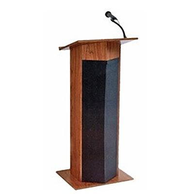 Built-in Sound Podiums - Built-in Sound Lecterns
