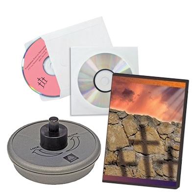 CD DVD Packaging - Storage