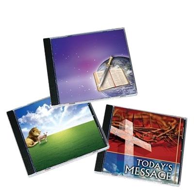 CD Jewel Case Inserts