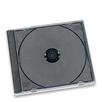 CD Jewel Cases - Poly Boxes