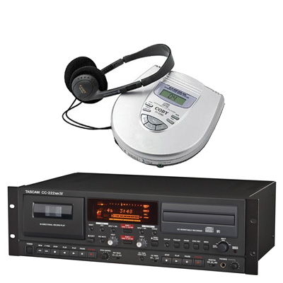 CD Recorders - CD Players