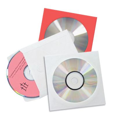 CD Sleeves - Media Mailers