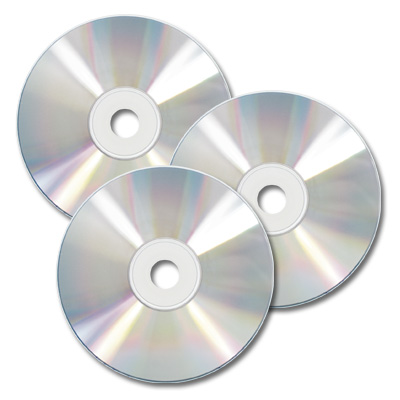 CDs - CD-Rs - Blank CDs
