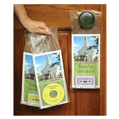 Doorhanger Bags - Inserts