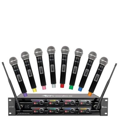 Wireless Handheld Microphones