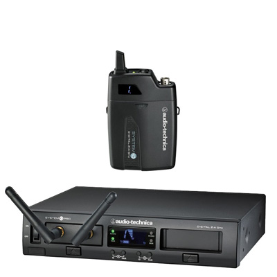 Wireless Mic Beltpacks-Adapters