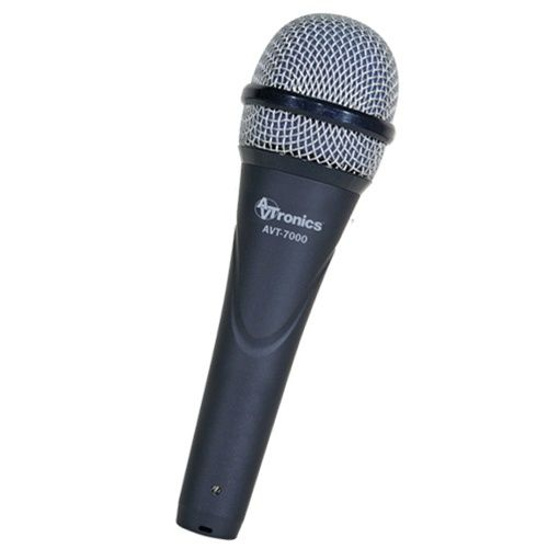 AVTronics Handheld Dynamic Microphone - Super Cardioid