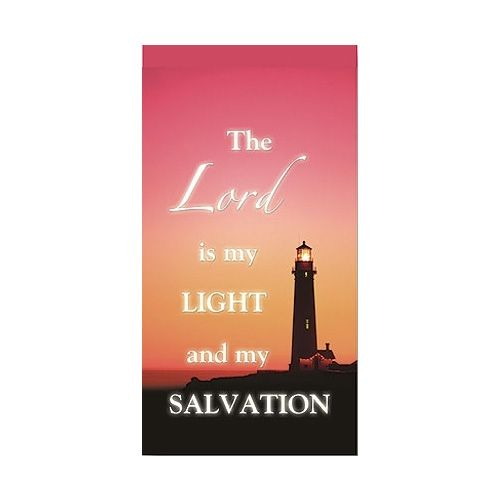 Lighthouse Banner 3x5