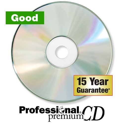 picture regarding Blank Printable Cds referred to as Kingdom Educated Quality CDs - 100 Pack