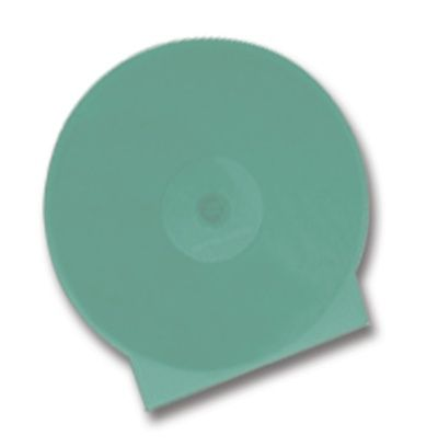 CD Clamshell Case - Superior Soft Poly - Green