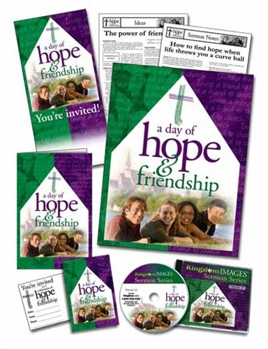 Day of Hope and Friendship Kit - Without CDs