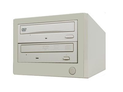 Mirror Image 20X DVD Duplicator - 1 Copy