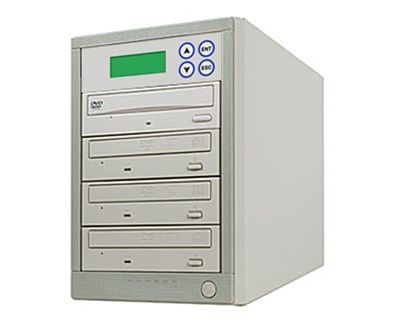 Mirror Image 20X DVD Duplicator - 3 Copy