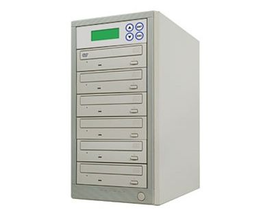 Mirror Image 20X DVD Duplicator - 5 Copy
