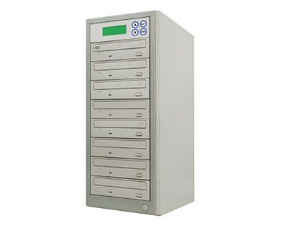 DVD Duplicators - Mirror Image 20X DVD Duplicator - 7 Copy