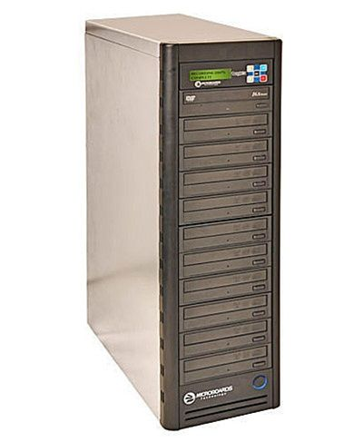 Microboards Premium Pro 18X DVD Duplicator - 10 copy - 160GB HD