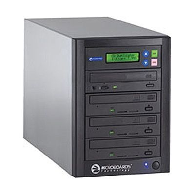 Microboards Premium Pro 18X DVD Duplicator - 3 Copy - 160GB HD
