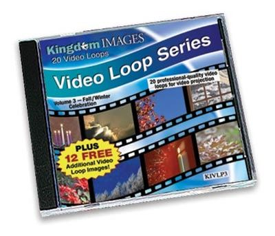 Kingdom Video Loops Volume 3 - Fall and Winter Pack