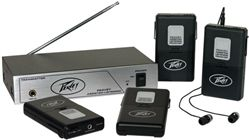 Peavey Assisted Listening System - 72.9 Mhz