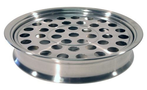 "Communion Tray - 12.25"" Stainless Steel"