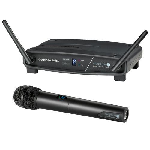 Audio-Technica System 10 Digital Wireless Handheld System