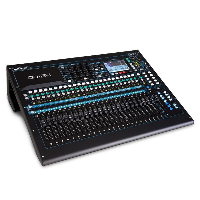 Allen & Heath QU-24 Mixer