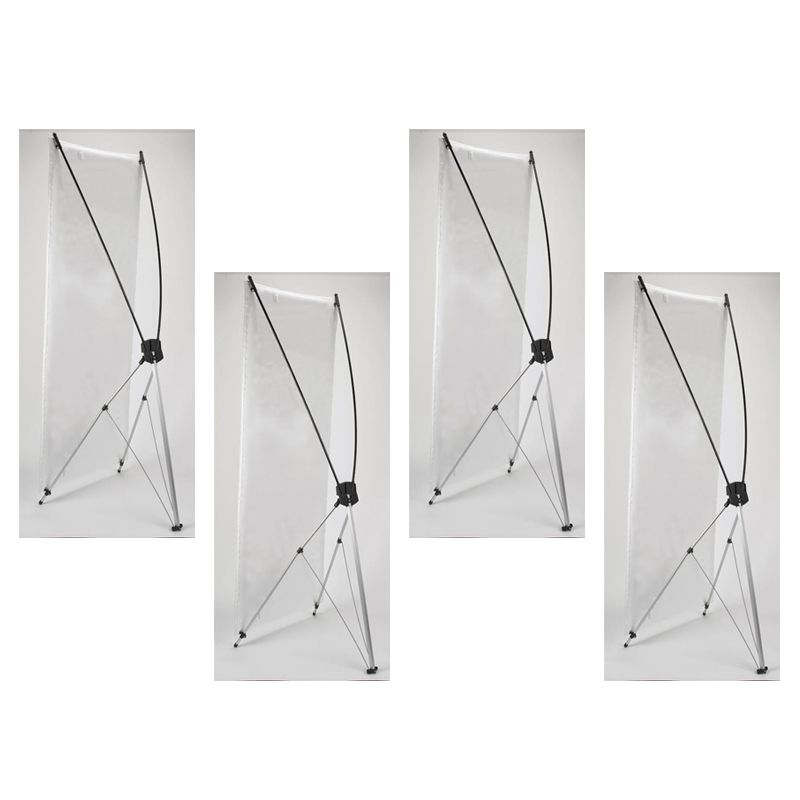 XStand Banner Stands - Set of Four