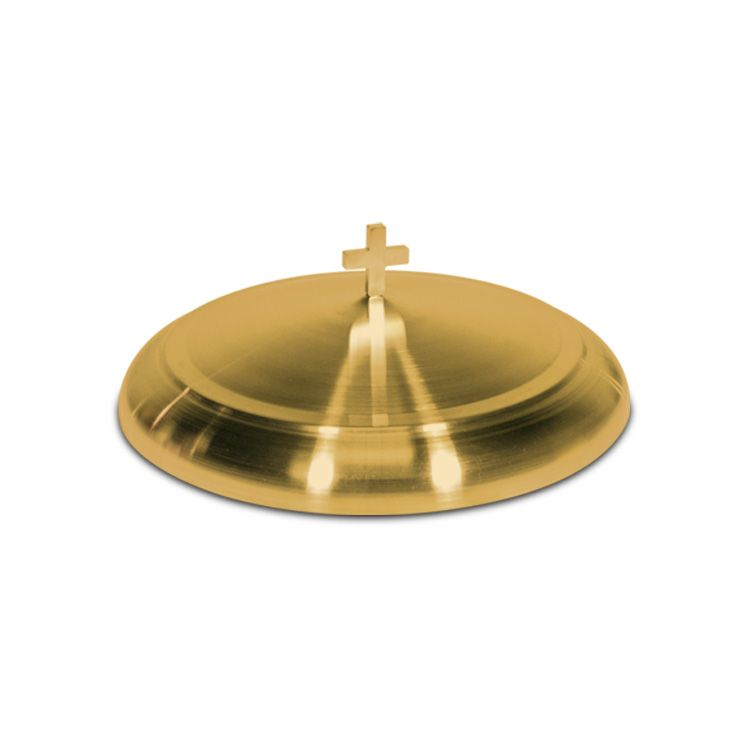 Communion Tray Cover - Brasstone Stainless Steel