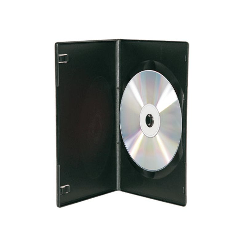 1-Disc Kingdom Superior DVD Case - Black