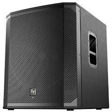 """Electro-Voice ELX200-18SP-US 18"""" 1200W Powered Subwoofer"""