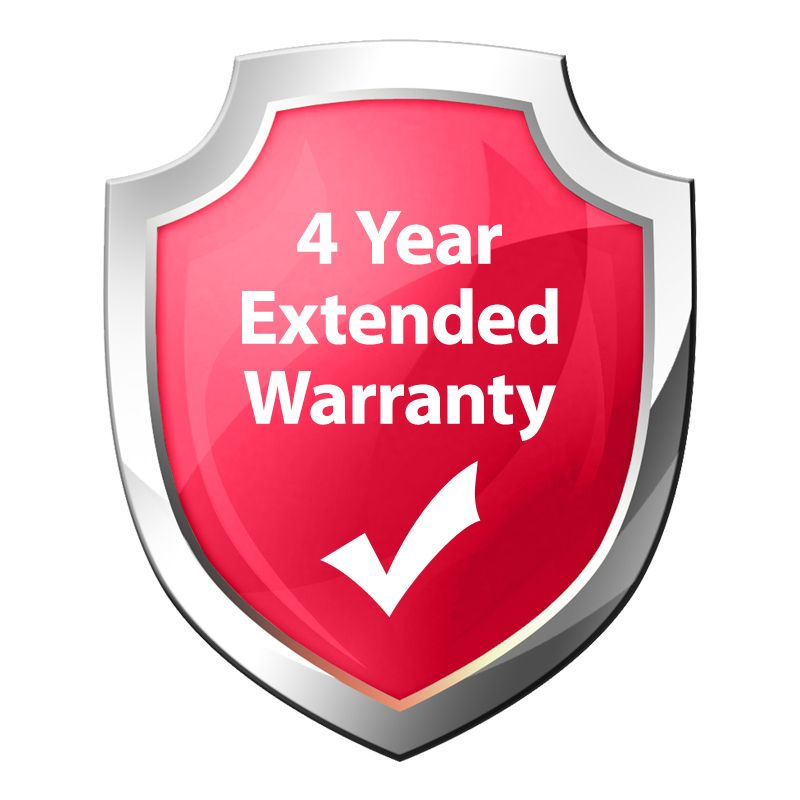 4 Years Additional Warranty - Audio