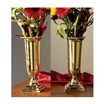 Contemporary Set of 2 Altar Ware Vases