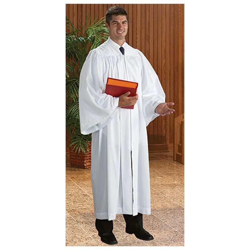 Pastor's Baptismal Gown Large Short