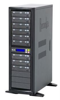 Recordex D9H - 16X DVD Duplicator Tower - 9 Copy - 120GB HD
