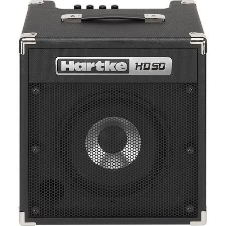 Hartke HD50 50W 1x10 Bass Guitar Combo