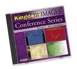 Kingdom Conference Series Images - Teen Conference