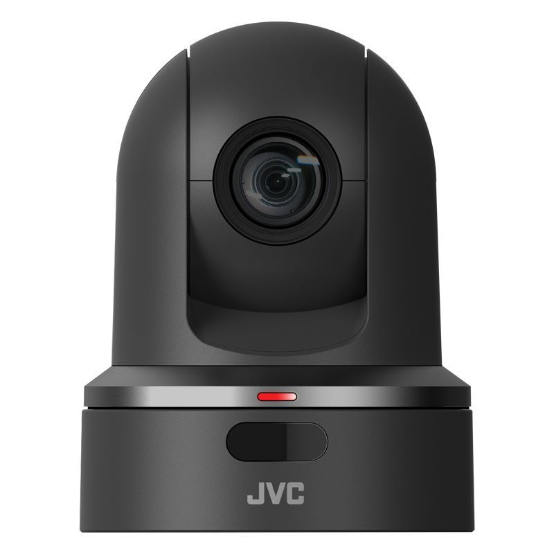 JVC KY-PZ100B Robotic HD Black Camera
