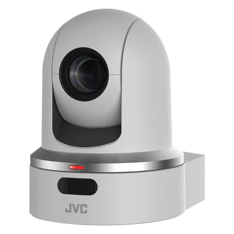 JVC KY-PZ100W Robotic HD White Camera