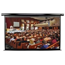Elite VMAX2 16:9 Format Black Projection Screen -150 diagonal