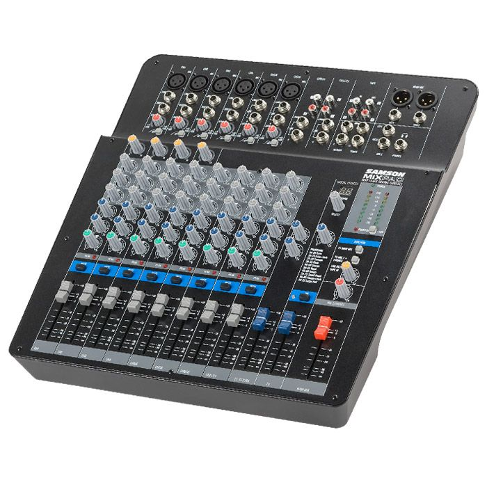 Samson MIXPAD® 14 Channel Audio Mixer with FX