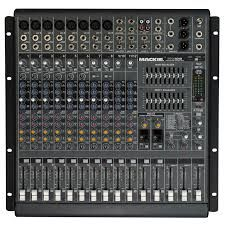 Mackie PPM1012 12-Channel Powered Analog Mixer
