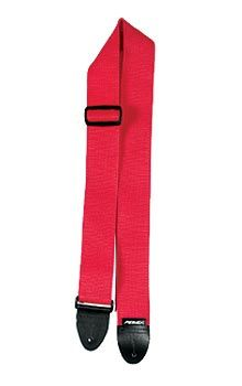 Peavey Nylon Red Accent Guitar Strap