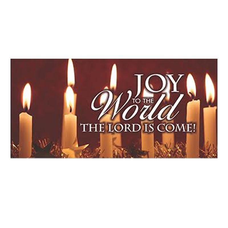 Joy to the World Offering Envelopes pack of 100