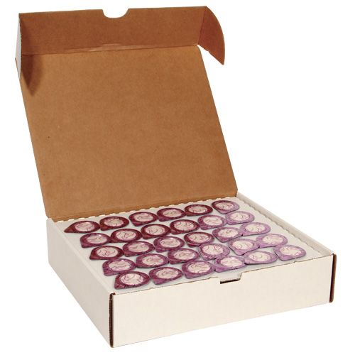 60 count Kingdom Prefilled Communion Cup with Wafers Travel Package