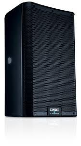 "QSC K.2.2 Series K12.2 2000W 12"" Powered Speaker 2-way Loudspeaker"